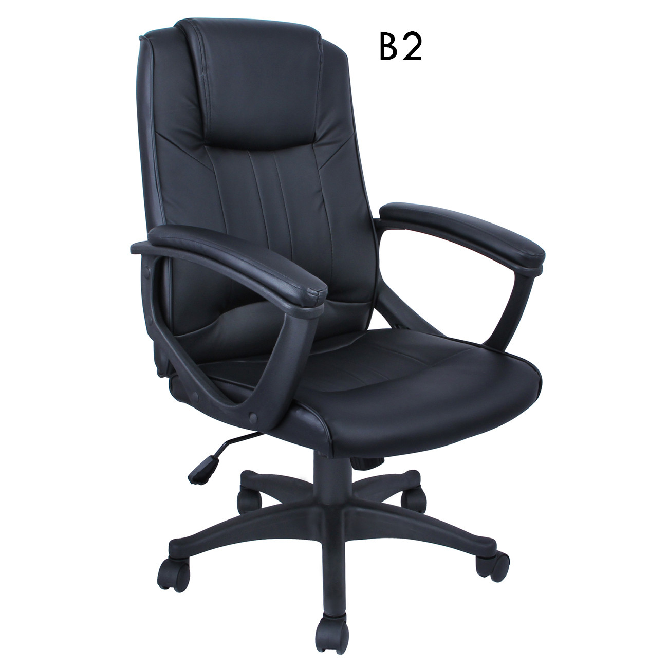 Best ideas about High Office Chair . Save or Pin High Back PU Leather Executive Ergonomic fice Chair Desk Now.