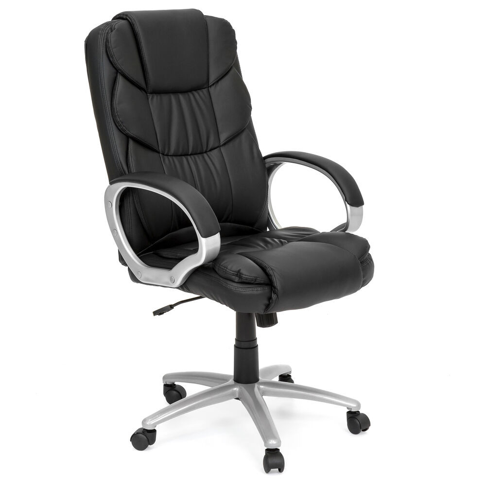 Best ideas about High Office Chair . Save or Pin Best Choice Products Ergonomic PU Leather High Back fice Now.
