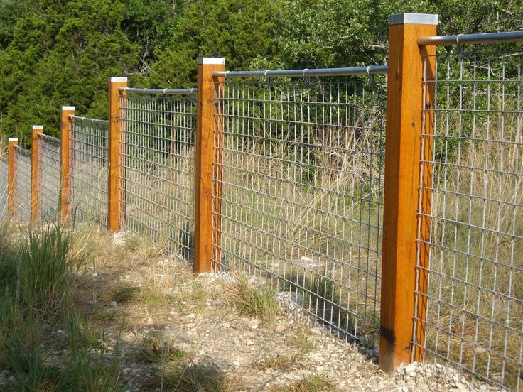Best ideas about Hog Wire Fence DIY . Save or Pin 17 Best ideas about Cattle Panel Fence on Pinterest Now.
