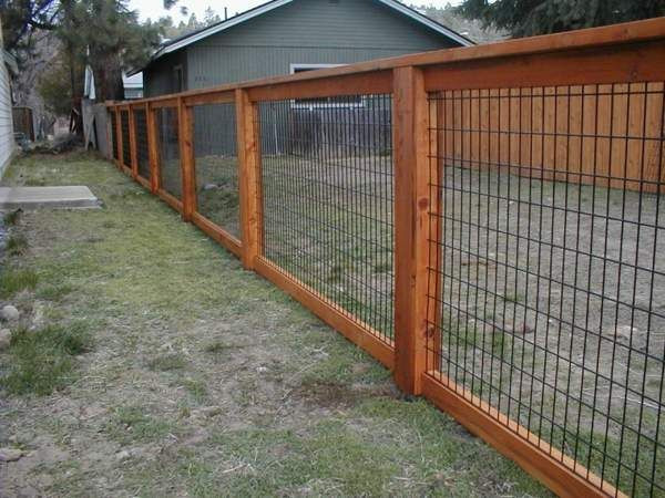 Best ideas about Hog Wire Fence DIY . Save or Pin New Paint Hog Wire Fence Panels gardening Now.