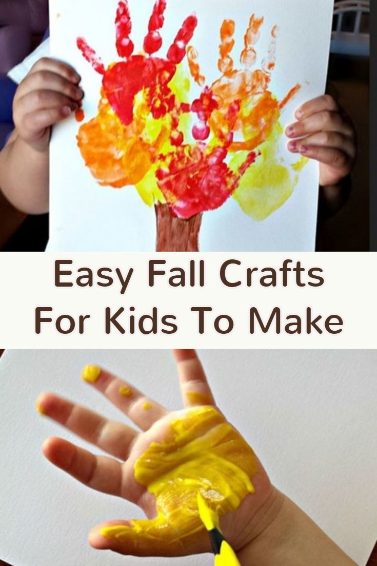 Best ideas about Home Crafts For Toddlers . Save or Pin Thanksgiving Crafts for Preschool and Pre K Kids To Make Now.