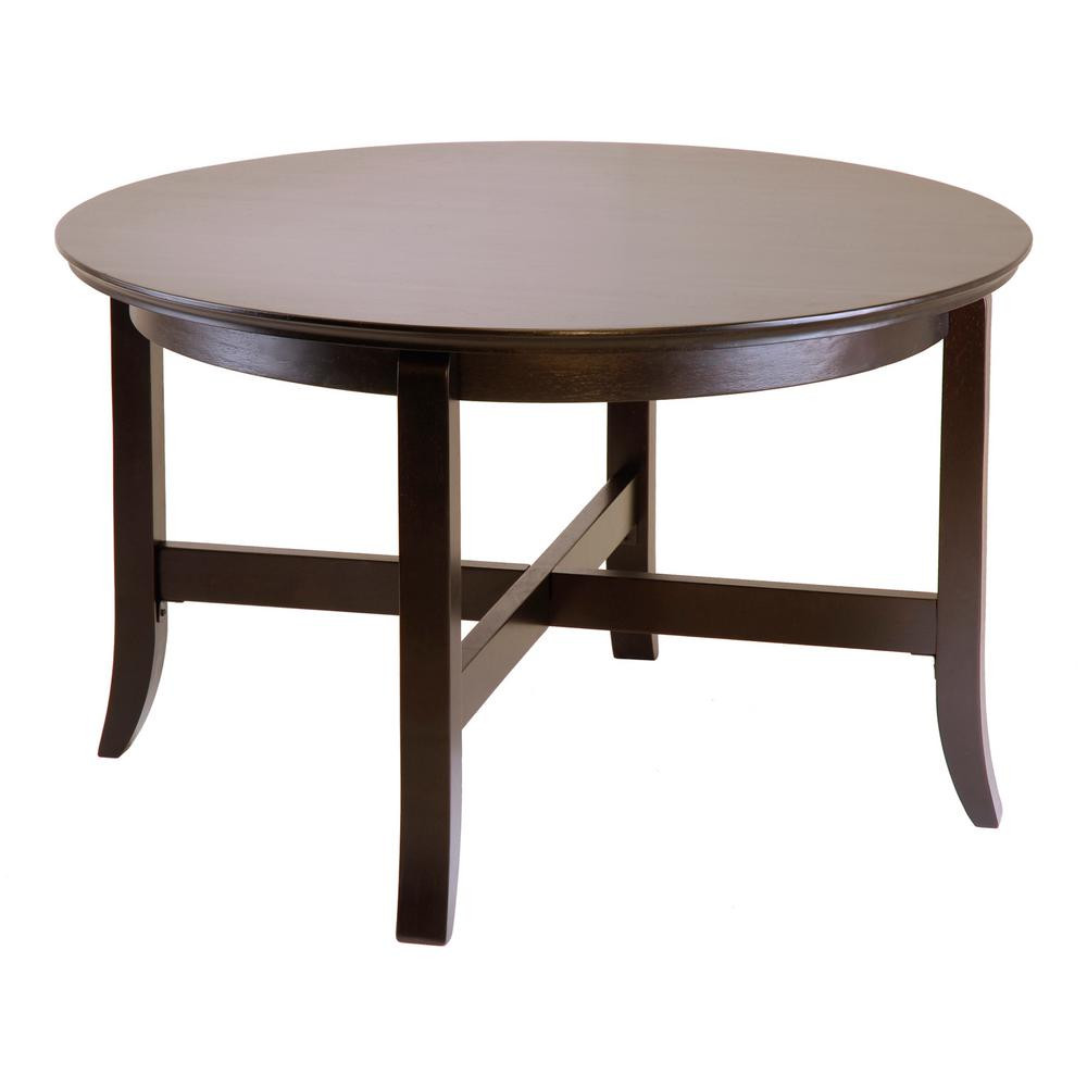 Best ideas about Home Depot Coffee Table . Save or Pin Elegant Modern Espresso Coffee Table Yonder Years Rustic Now.
