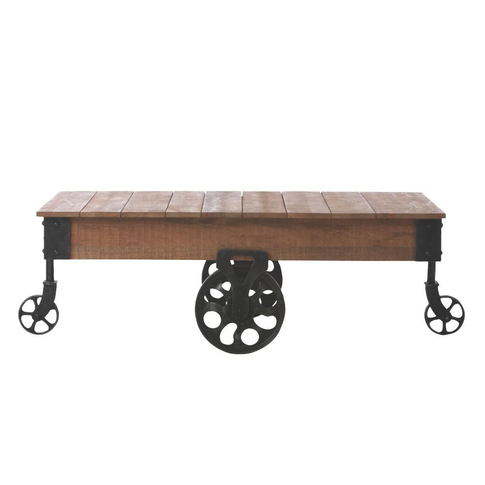 Best ideas about Home Depot Coffee Table . Save or Pin Home Decorators Collection Holden Distressed Natural Now.