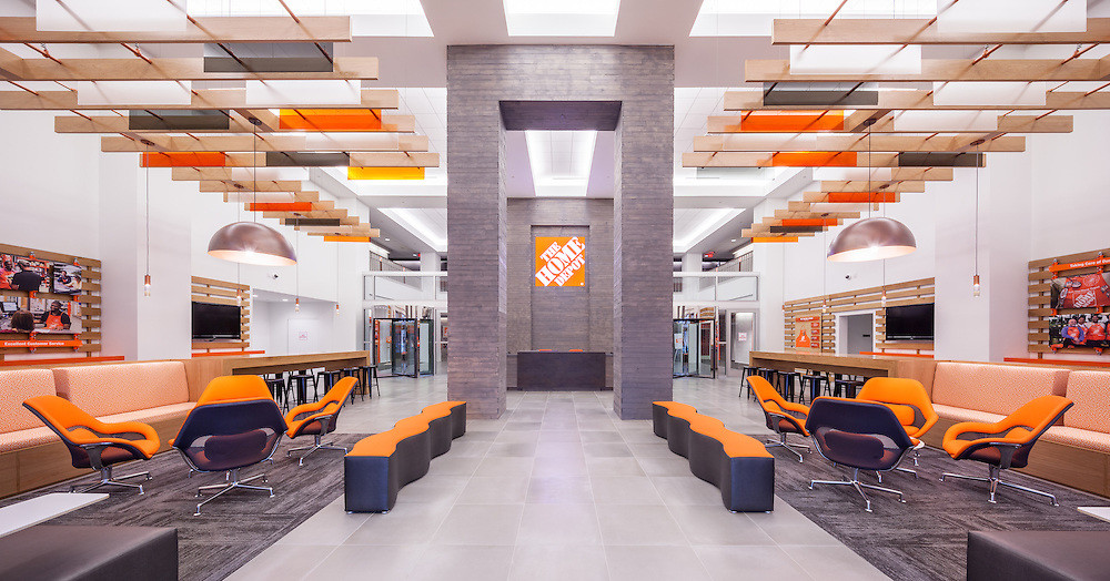 Best ideas about Home Depot Corporate Office . Save or Pin Home Depot SSC head office lobby Now.