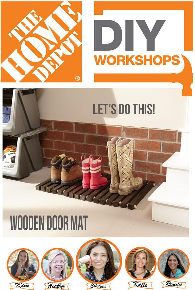 Best ideas about Home Depot DIY Kids . Save or Pin The Home Depot DIY Workshops 2016 Remodelando la Casa Now.