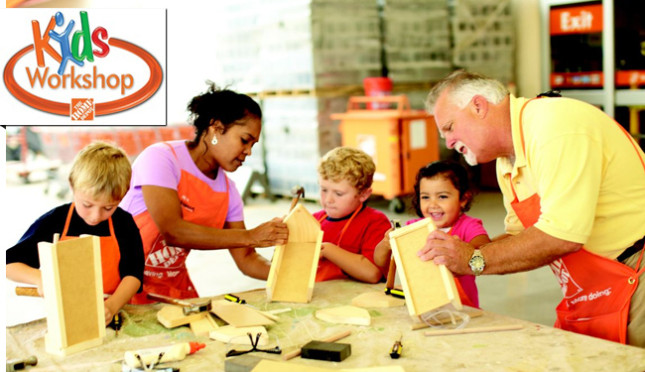 Best ideas about Home Depot DIY Kids . Save or Pin Build Woodworking Kits For Kids Home Depot DIY PDF small Now.