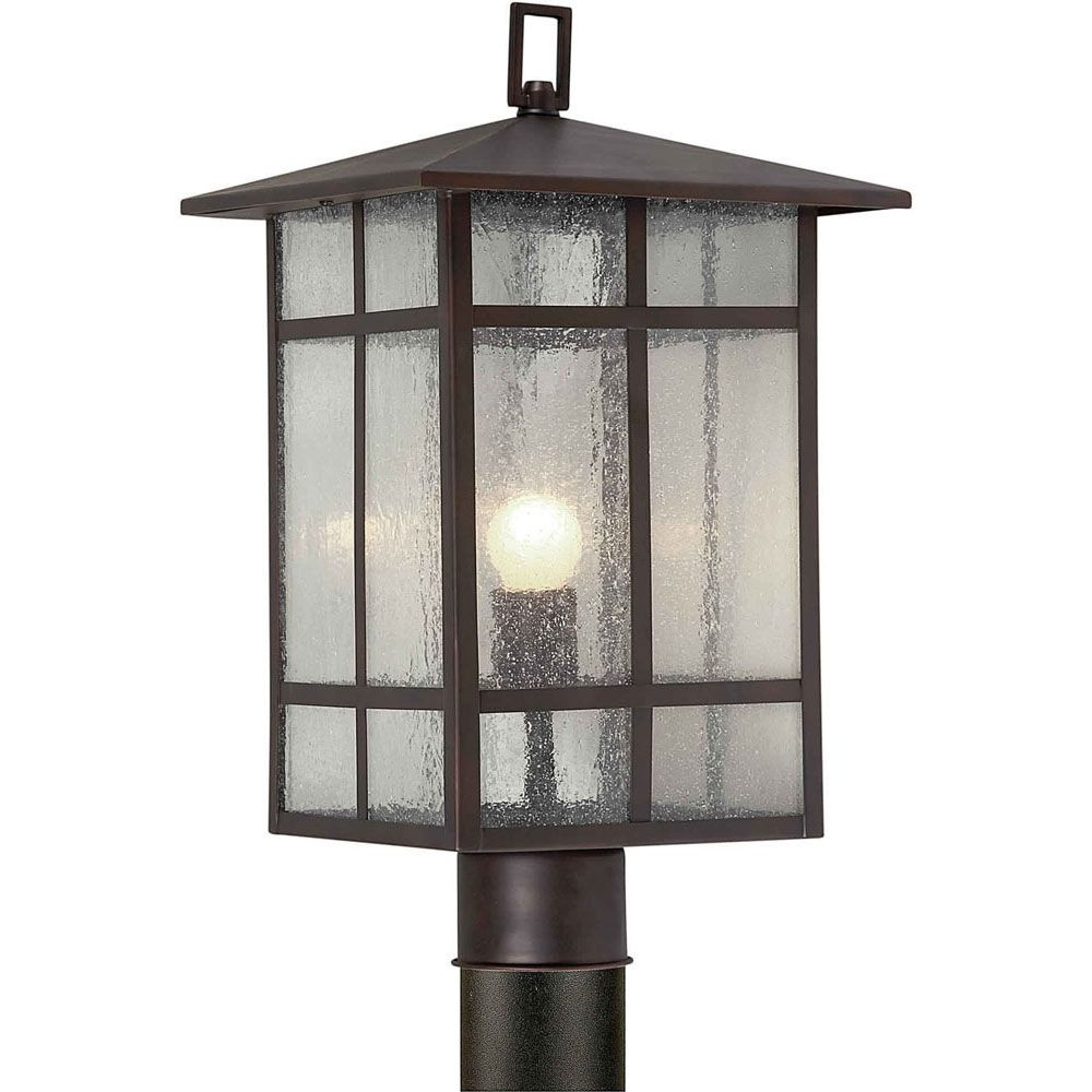 Best ideas about Home Depot Landscape Lighting . Save or Pin Filament Design Burton 1 Light Antique Bronze Outdoor Now.