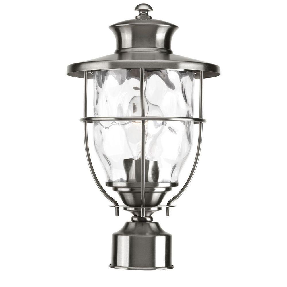 Best ideas about Home Depot Landscape Lighting . Save or Pin Progress Lighting Beacon Collection Outdoor Stainless Now.