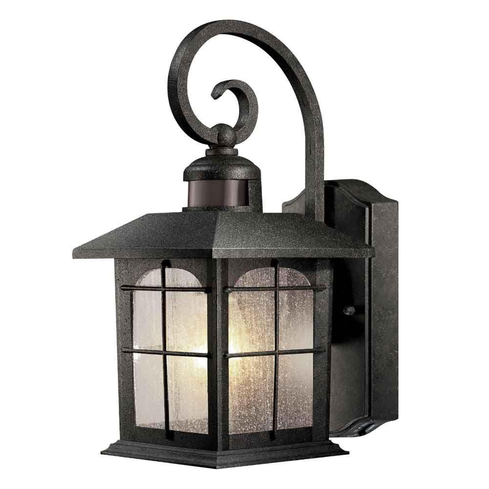 Best ideas about Home Depot Landscape Lighting . Save or Pin Outdoor Wall Mounted Lighting Outdoor Lighting The Home Now.