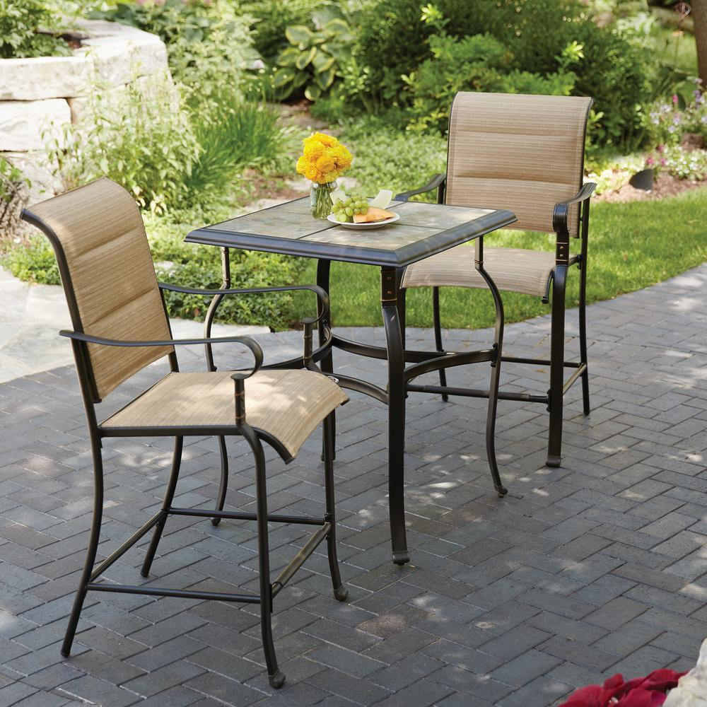 Best ideas about Home Depot Patio Table . Save or Pin Patio Furniture The Home Depot Table Set Covers Sale Now.
