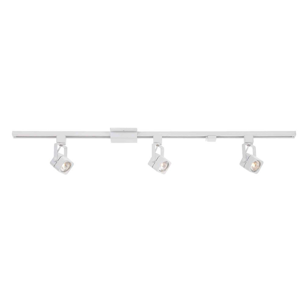 Best ideas about Home Depot Track Lighting . Save or Pin Excel Lighting 3 Light Halogen Track Light Kit Now.