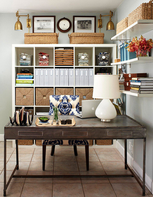 Best ideas about Home Office Organization Ideas . Save or Pin Artistic Home Interior Designs fice Organization Ideas Now.