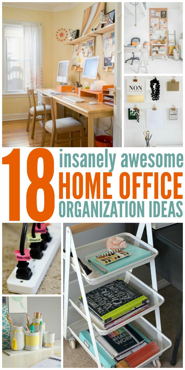Best ideas about Home Office Organization Ideas . Save or Pin 25 best ideas about Home office organization on Pinterest Now.