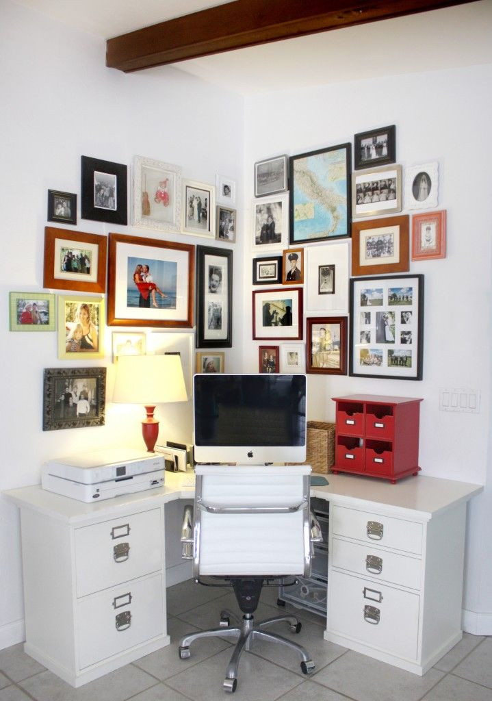 Best ideas about Home Office Organization Ideas . Save or Pin Best 25 Small home offices ideas on Pinterest Now.