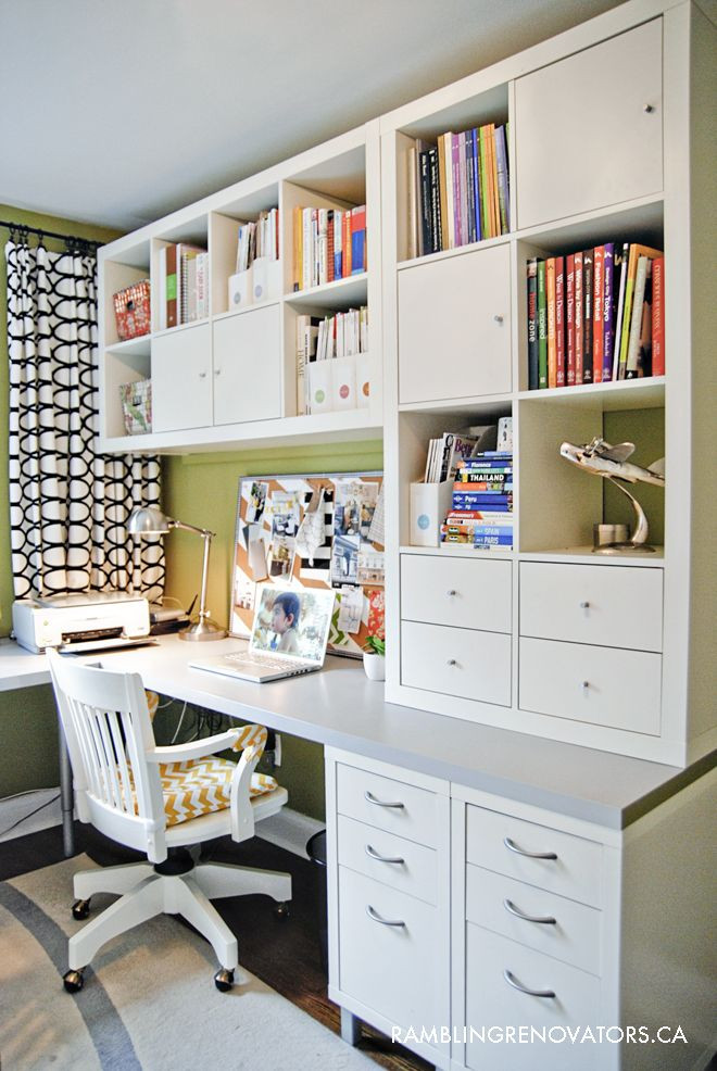 Best ideas about Home Office Organization Ideas . Save or Pin consultingmomma Now.