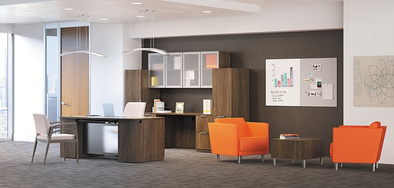 Best ideas about Hon Office Furniture . Save or Pin Desks Now.