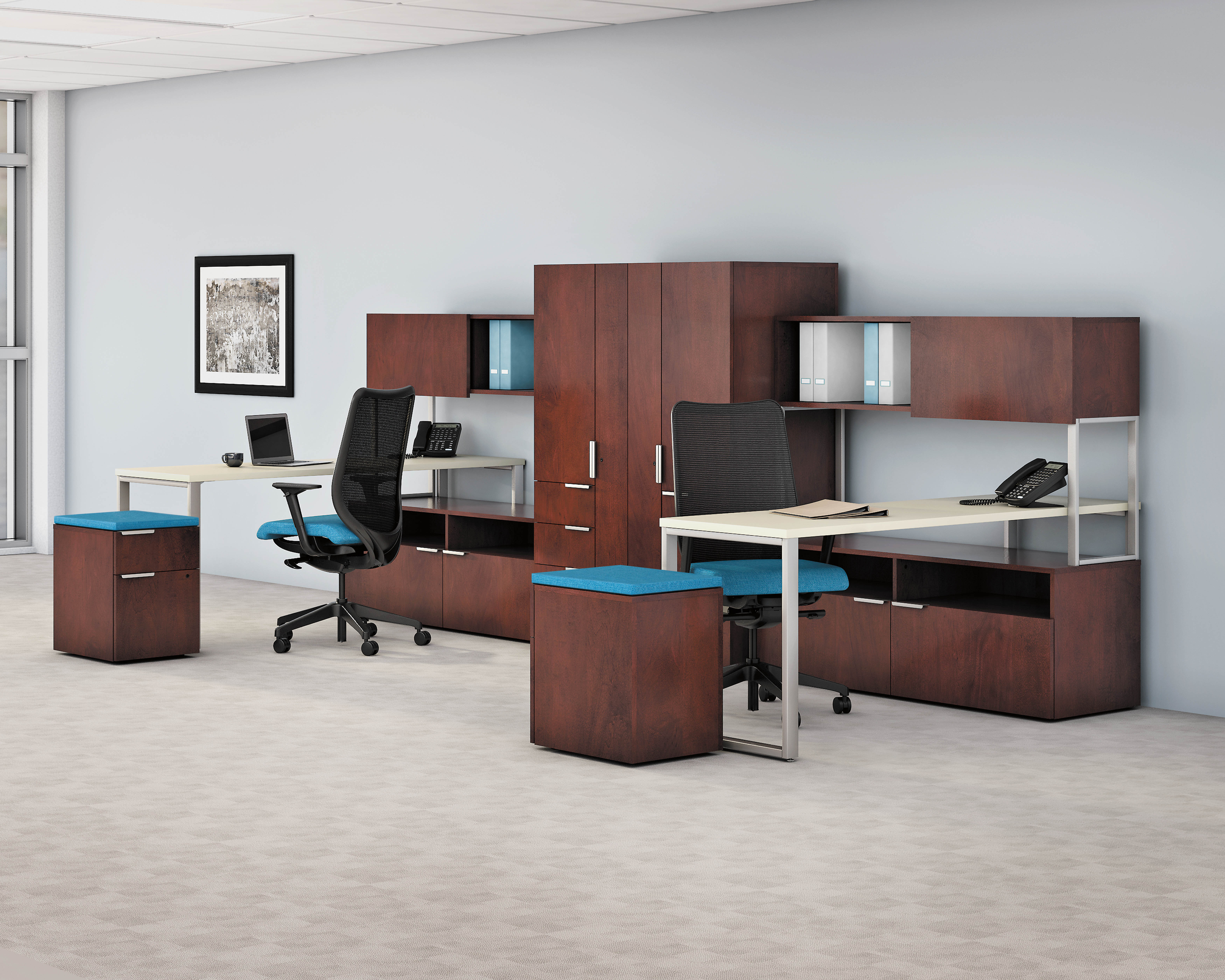 Best ideas about Hon Office Furniture . Save or Pin HON s Voi Integrated Design for Your fice Now.