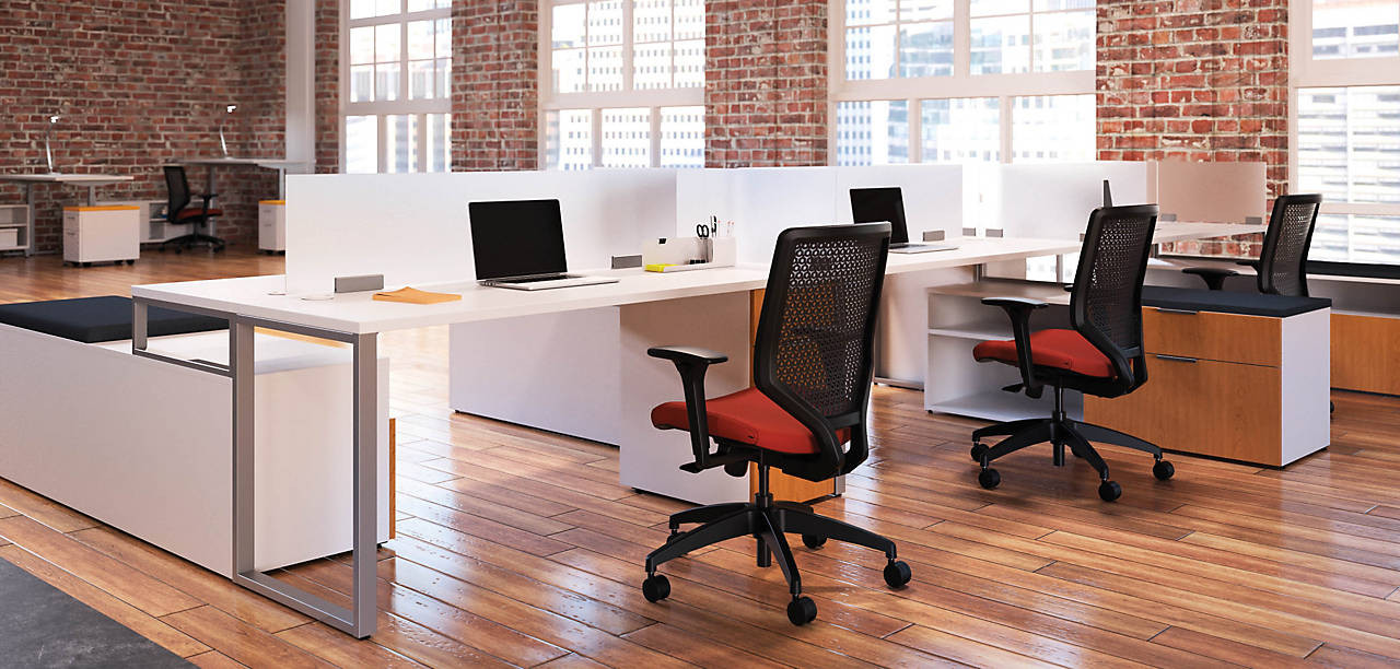 Best ideas about Hon Office Furniture . Save or Pin Chairs Now.