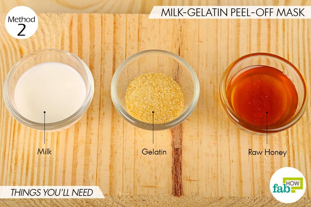 Best ideas about Honey Peel Off Mask DIY . Save or Pin 9 Best DIY Face Masks to Remove Blackheads and Tighten Now.