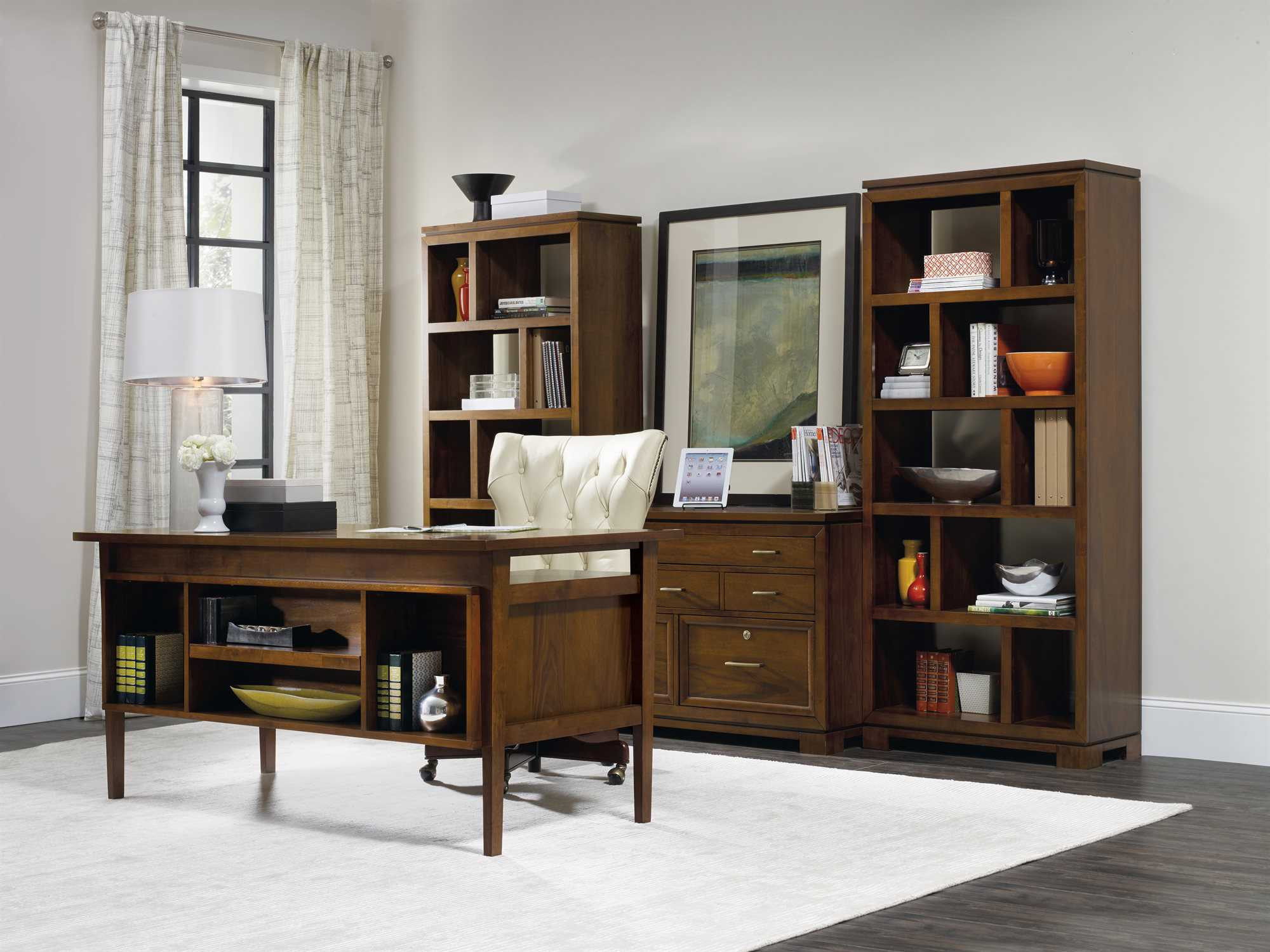 Best ideas about Hooker Office Furniture . Save or Pin Hooker Furniture Viewpoint Home fice Set Now.