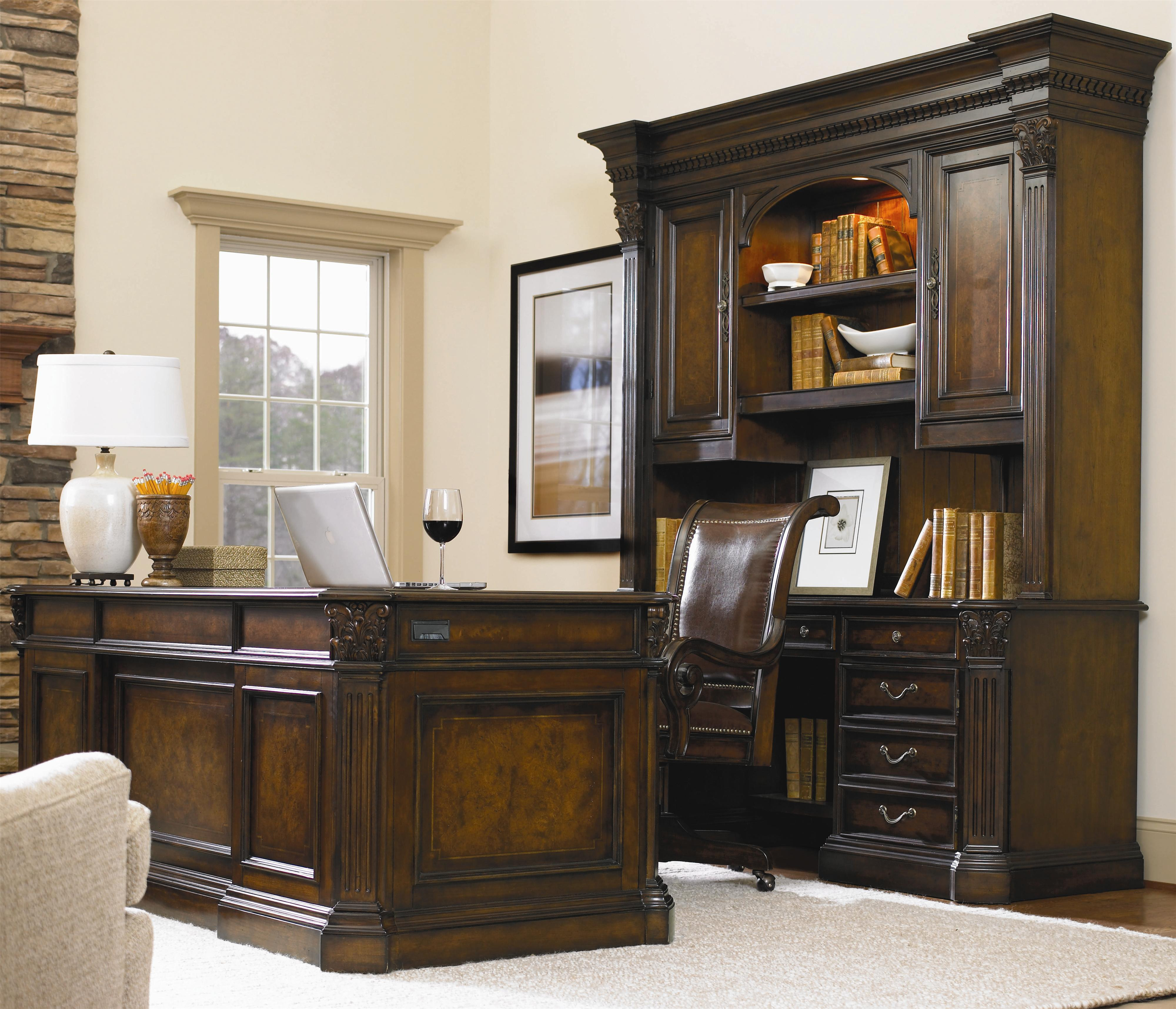 Best ideas about Hooker Office Furniture . Save or Pin European Renaissance II 374 by Hooker Furniture Baer s Now.