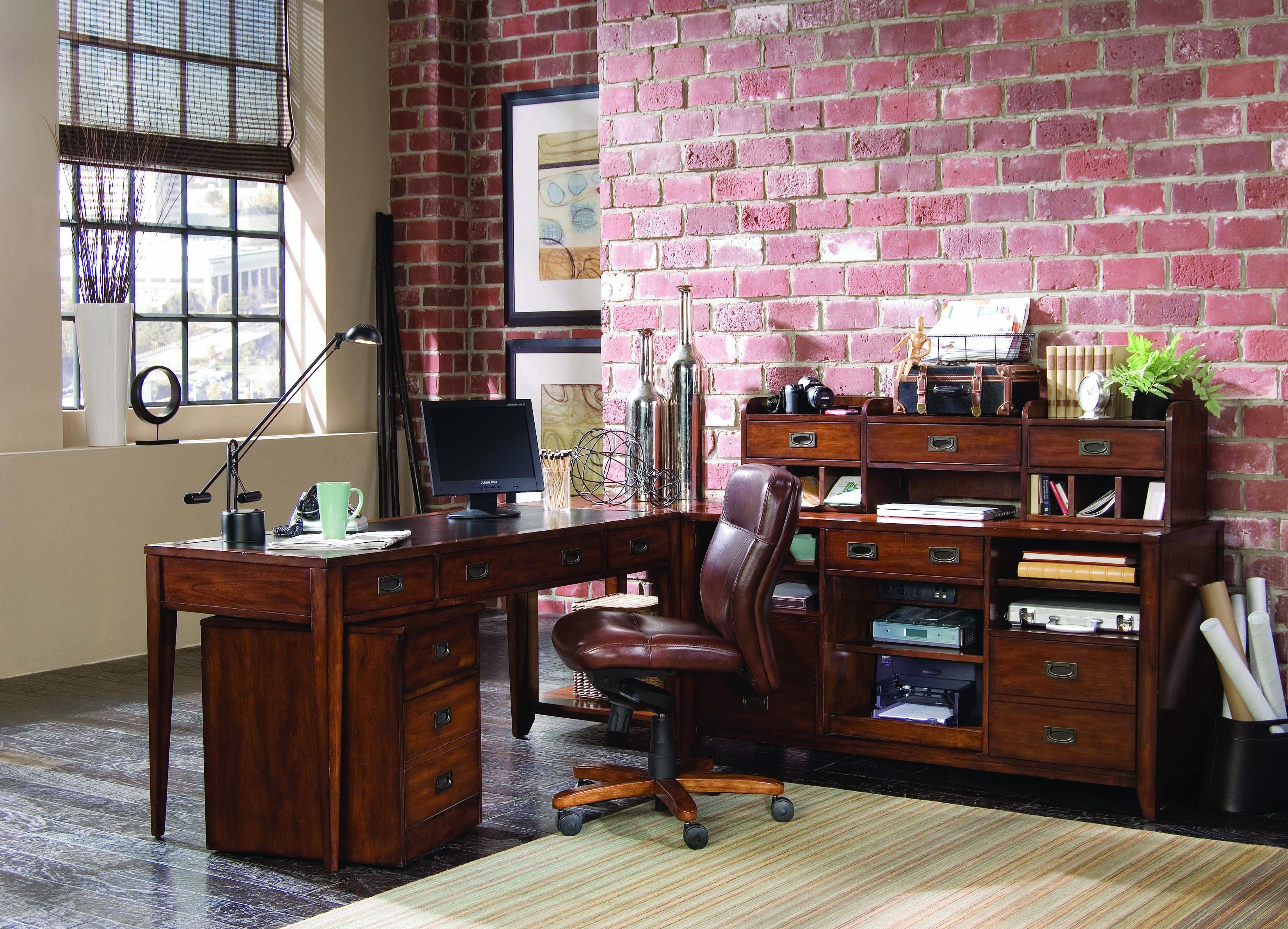 Best ideas about Hooker Office Furniture . Save or Pin Danforth Executive Leg Desk 388 10 458 Now.