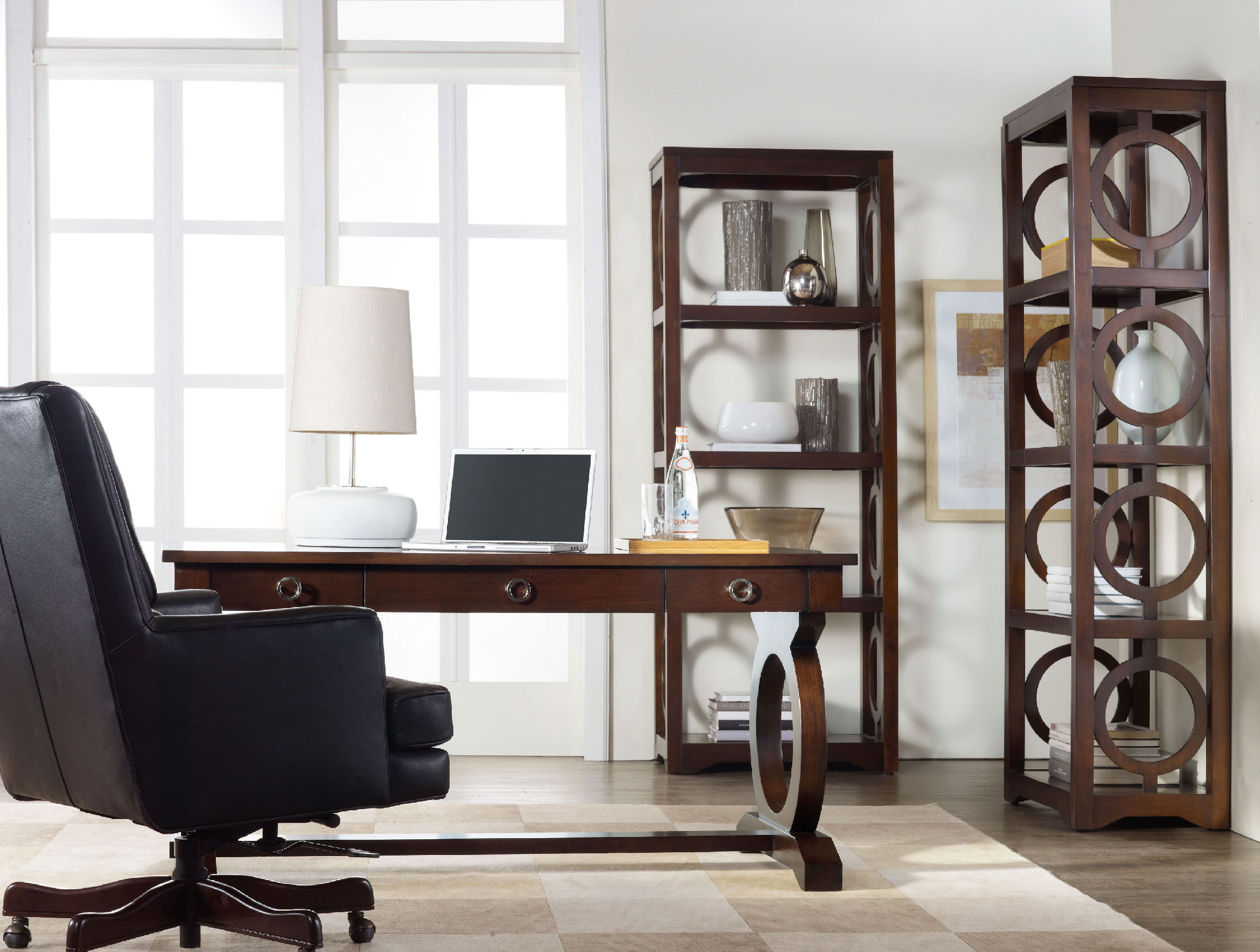 Best ideas about Hooker Office Furniture . Save or Pin Hooker Furniture Home fice Kinsey Etagere 5066 Now.