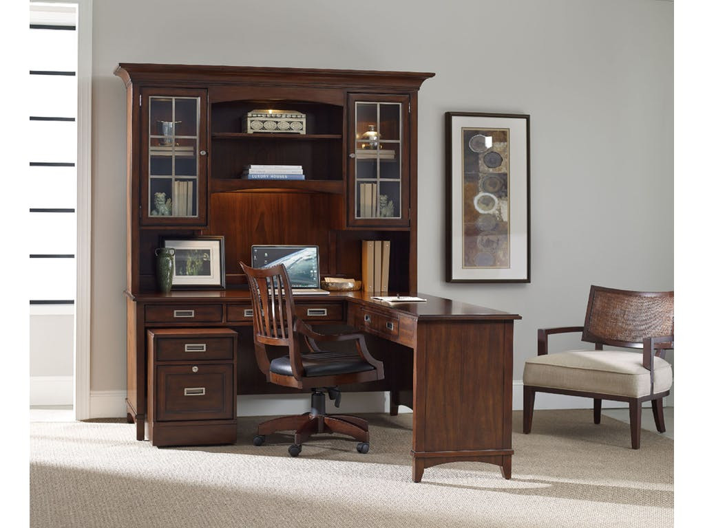 Best ideas about Hooker Office Furniture . Save or Pin Hooker Furniture Home fice Latitude Modular Group Now.