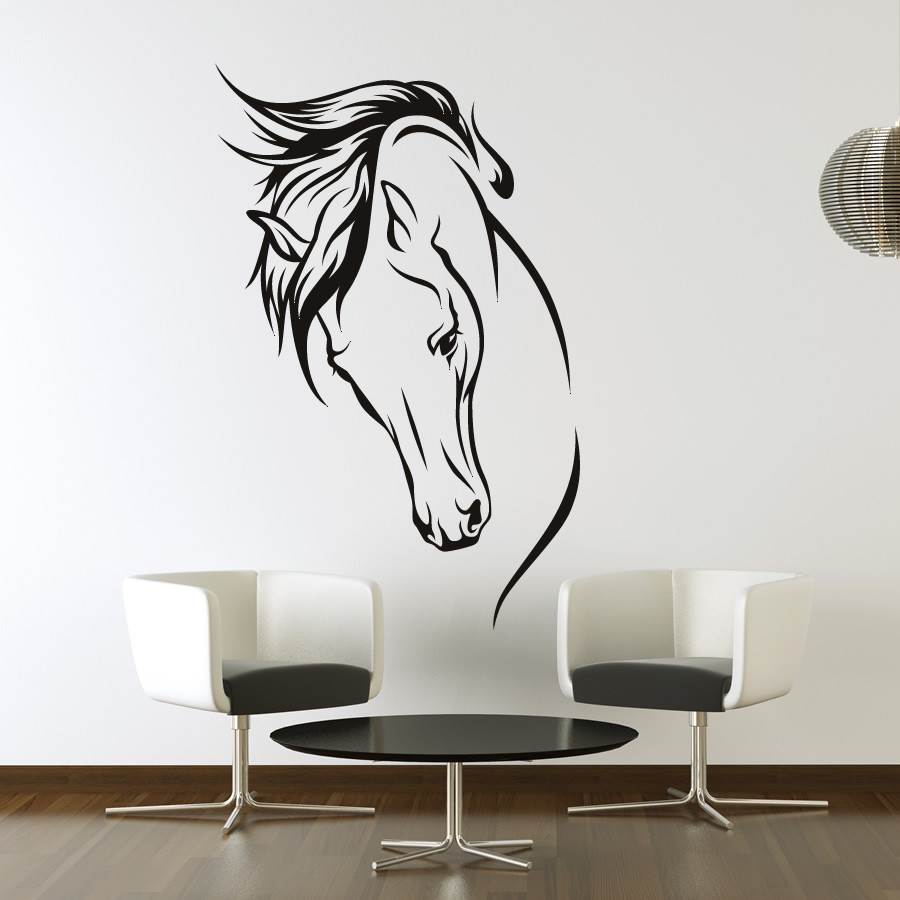 Best ideas about Horse Wall Art . Save or Pin The Vanity Room Smart Wall Art Now.