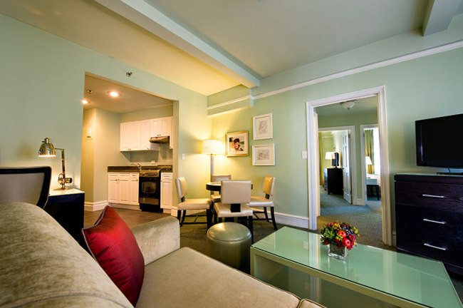 Best ideas about Hotels With Two Bedroom Suites . Save or Pin Best Family Hotels in New York City Family Travel Blog Now.