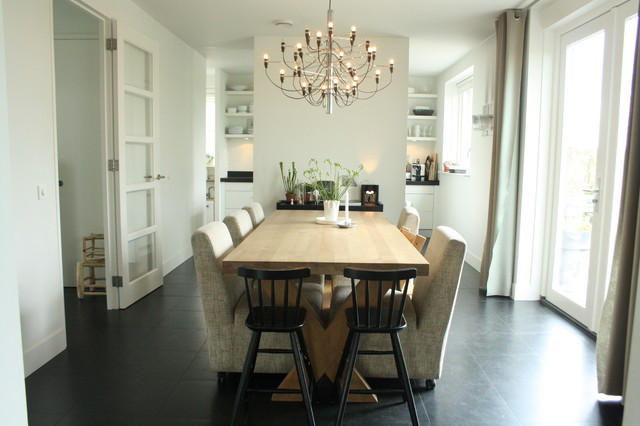 Best ideas about Houzz Dining Room . Save or Pin My Houzz Sophisticated Family Home Breathes Scandinavian Now.