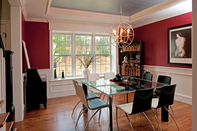 Best ideas about Houzz Dining Room . Save or Pin My Houzz Asian Influences and Contemporary Interior Now.