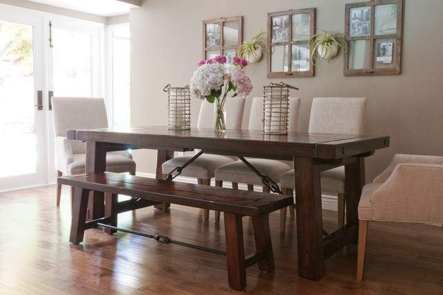 Best ideas about Houzz Dining Room . Save or Pin My Houzz Gurfinkel Transitional Dining Room dallas Now.