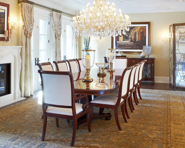 Best ideas about Houzz Dining Room . Save or Pin Formal Dining Room Traditional Dining Room Now.
