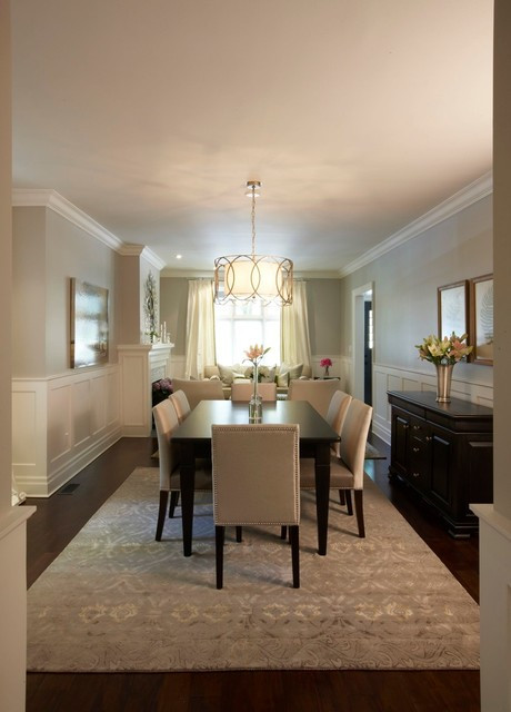 Best ideas about Houzz Dining Room . Save or Pin Trickett Dining Room Traditional Dining Room other Now.