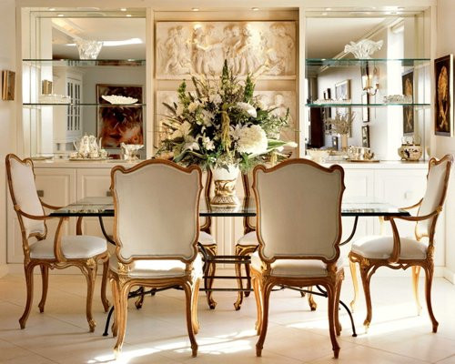 Best ideas about Houzz Dining Room . Save or Pin French Dining Rooms Now.