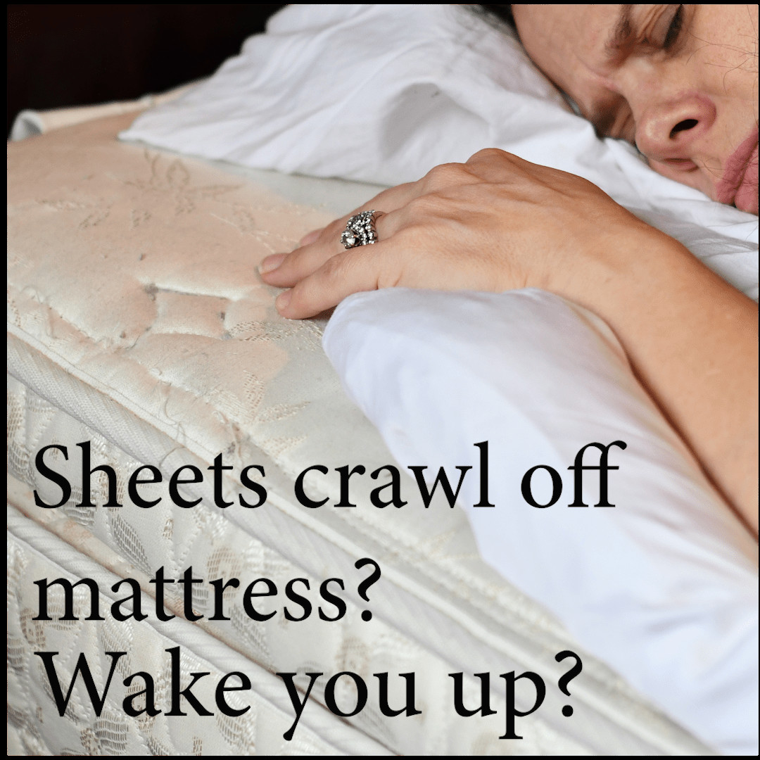 Best ideas about How To Keep Sheets On Bed DIY . Save or Pin DIY Fitted Sheet Hack Stay Put • Stitches Quilting Now.
