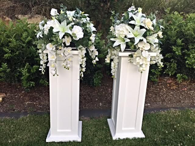 Best ideas about How To Make DIY Lighted Wedding Columns . Save or Pin Best 25 Wedding pillars ideas on Pinterest Now.