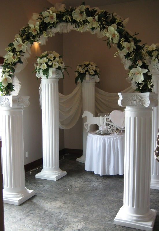 Best ideas about How To Make DIY Lighted Wedding Columns . Save or Pin Best 25 Wedding columns ideas on Pinterest Now.