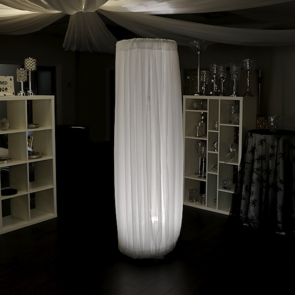Best ideas about How To Make DIY Lighted Wedding Columns . Save or Pin Videos and Tips Event Decor Direct Now.