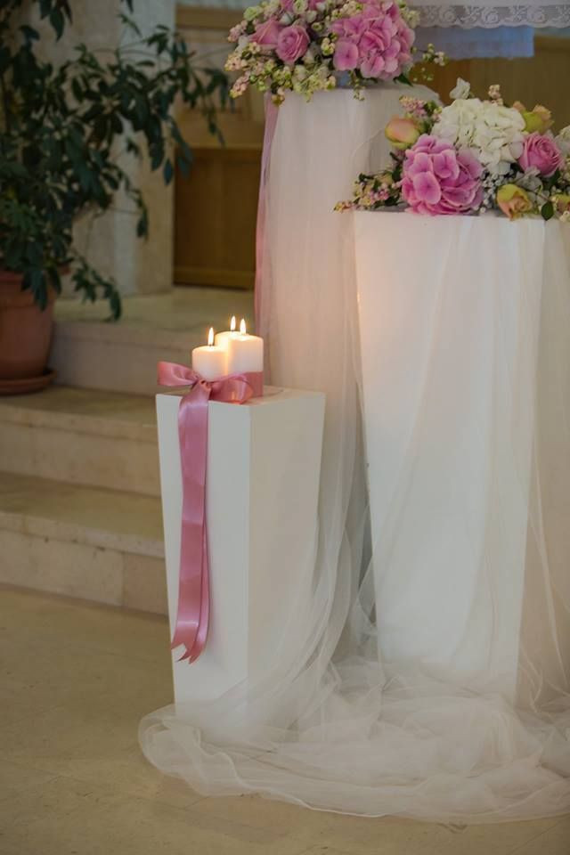 Best ideas about How To Make DIY Lighted Wedding Columns . Save or Pin Wedding Arch Inside the Church Love this idea Wedding Now.