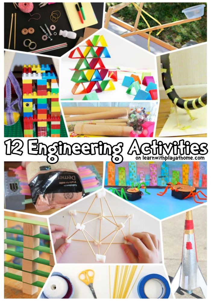 Best ideas about How To Projects For Kids . Save or Pin 12 Engineering Activities for Kids Now.
