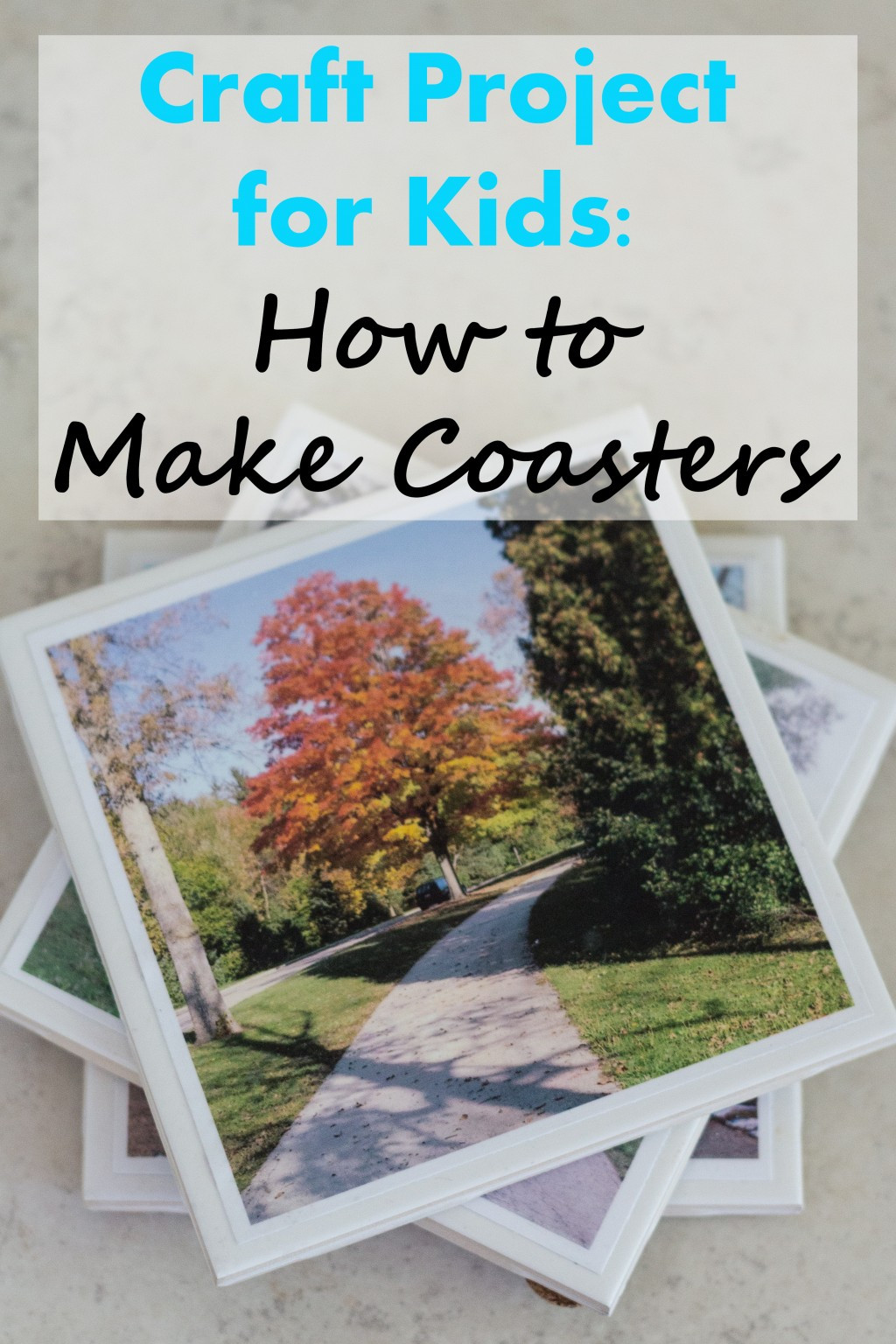 Best ideas about How To Projects For Kids . Save or Pin Craft Project for Kids How to Make Coasters Now.