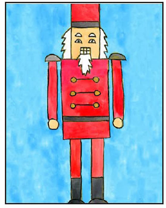 Best ideas about How To Projects For Kids . Save or Pin How to Draw a Nutcracker Art Projects for Kids Now.