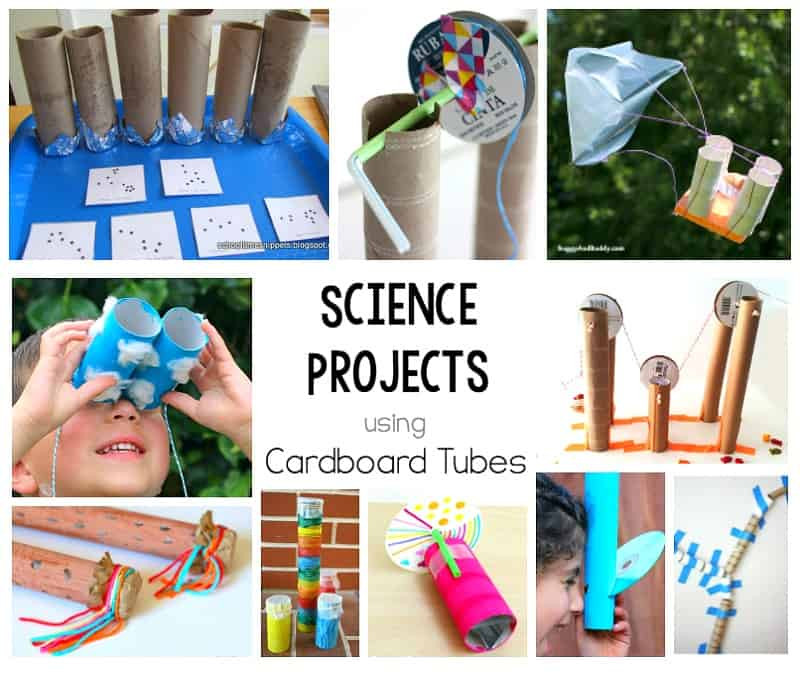 Best ideas about How To Projects For Kids . Save or Pin Science Projects with Cardboard Tubes Buggy and Buddy Now.