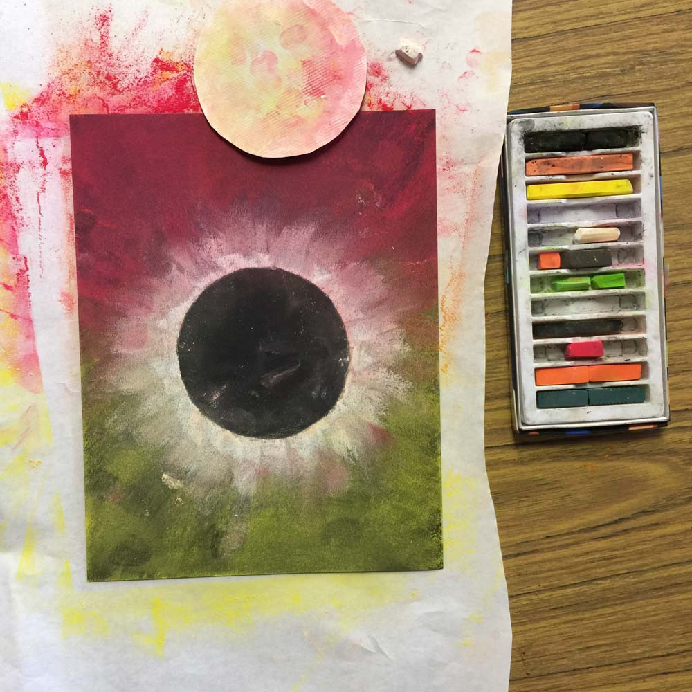 Best ideas about How To Projects For Kids . Save or Pin Solar Eclipse 2017 Art Art Projects for Kids Now.