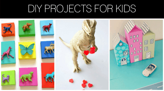 Best ideas about How To Projects For Kids . Save or Pin DIY PROJECTS FOR KIDS Now.