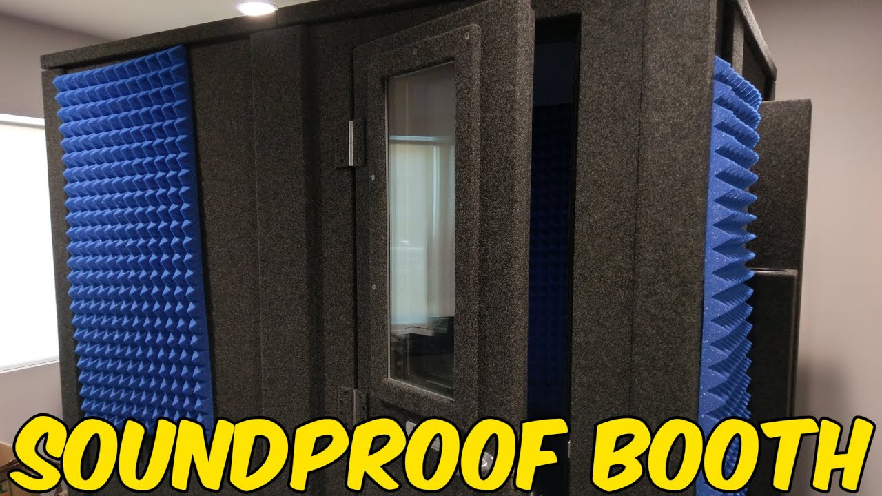 Best ideas about How To Soundproof A Room DIY . Save or Pin Building the Soundproof Booth Now.