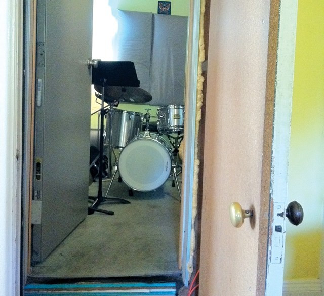 Best ideas about How To Soundproof A Room DIY . Save or Pin DIY Build Your Own Soundproof Home Studio – Drum Now.