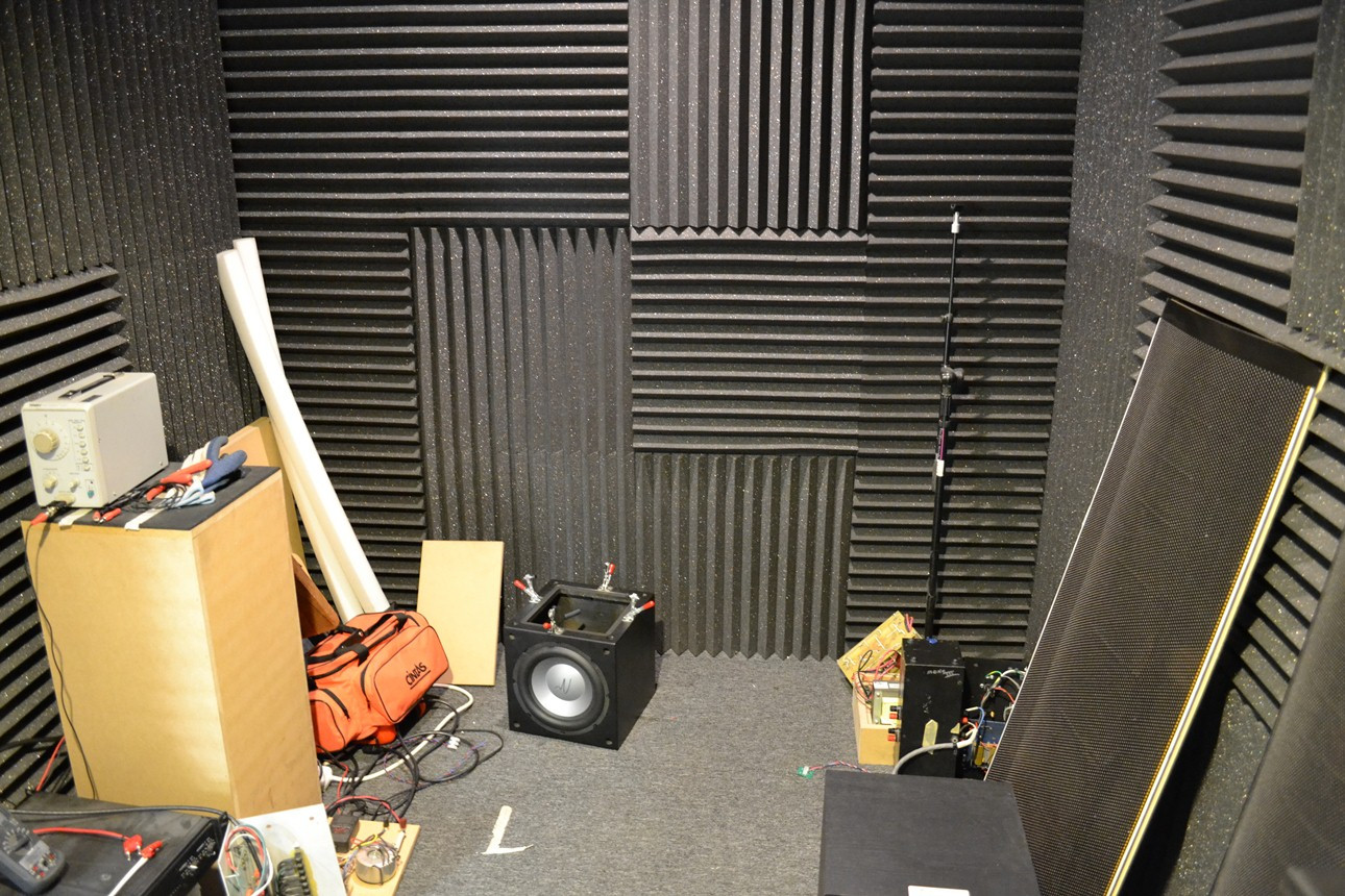 Best ideas about How To Soundproof A Room DIY . Save or Pin MartinLogan Interview on Electrostatic Speaker Design Now.